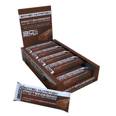 Scitec Nutrition Proteinissimo Bar, 15 x 50 g