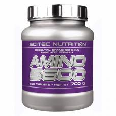 Scitec Nutrition, Amino 5600, 500 tabliet