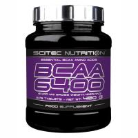 BCAA 6400, 375 tabliet - Scitec Nutrition