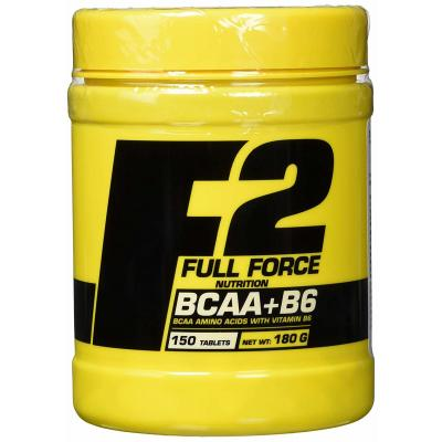 BCAA + B6, 150 tabliet - F2 Full Force