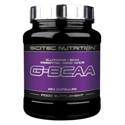 G-BCAA, 250 tabliet - Scitec Nutrition