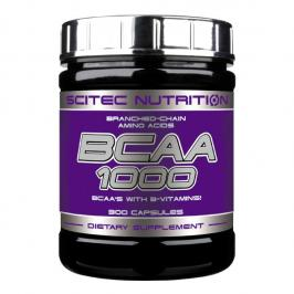 BCAA 1000, 300 tabliet - Scitec Nutrition
