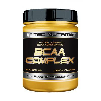 BCAA Complex, 300 g - Scitec Nutrition