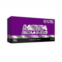 Mega Bcaa 1400, 120 tabliet - Scitec Nutrition