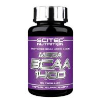 Mega BCAA 1400, 90 tabliet - Scitec Nutrition