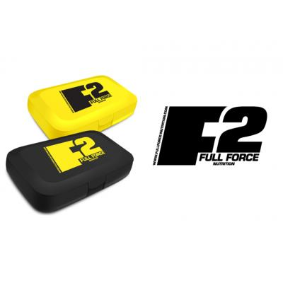 Pill box - F2 Full Force