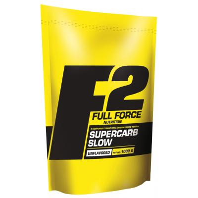 Super Carb Slow, 1000 g - F2 Full Force