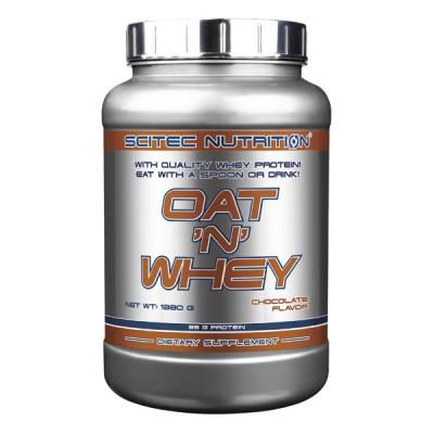Oat'n'Whey, 1380 g - Scitec Nutrition