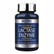 Lactase Enzyme, 100 tabliet - Scitec Nutrition