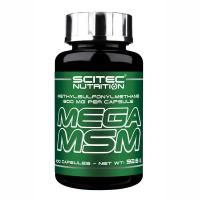 Mega MSM, 100 tabliet - Scitec Nutrition