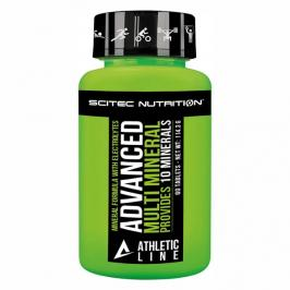 Advanced Multi Mineral, 60 tabliet - Scitec Nutrition