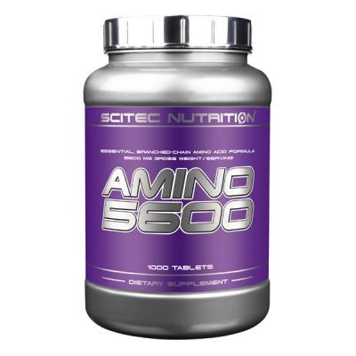 Amino 5600, 1000 tabliet - Scitec Nutrition