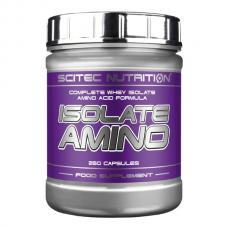 Isolate Amino, 250 tabliet - Scitec Nutrition