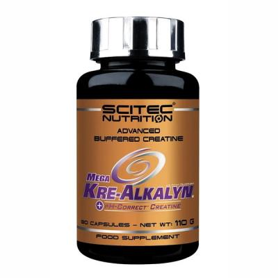 Mega Kre-Alkalyn, 80 tabliet - Scitec Nutrition