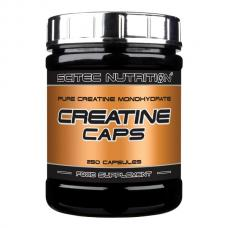 Creatine Caps, 250 tabliet - Scitec Nutrition