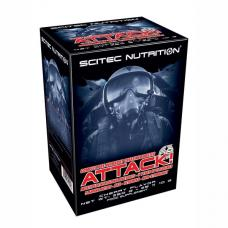 Attack! 2.0, 25 x 10 g (250 g) - Scitec Nutrition