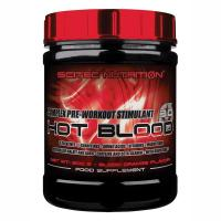 Scitec Nutrition, Hot Blood 3.0, 300 g