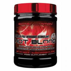 Hot Blood 3.0, 300 g - Scitec Nutrition