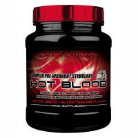 Hot Blood 3.0, 820 g - Scitec Nutrition
