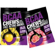 BCAA Chews, 30 tabliet - Scitec Nutrition