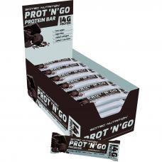 Prot'N'Go, 24 x 45 g (1080 g) - Scitec Nutrition