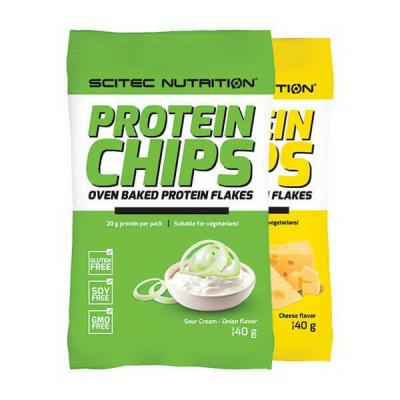 Protein Chips, 40 g - Scitec Nutrition