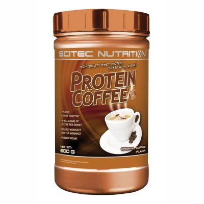 Protein Coffee, 600 g - Scitec Nutrition