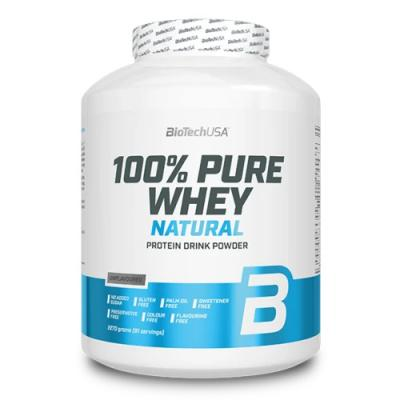 100% Pure Whey Natural, 2270 g