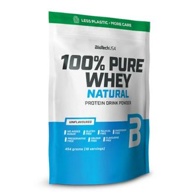 100% Pure Whey Natural, 454 g