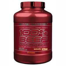 Scitec Nutrition, 100% Beef Concentrate, 2000 g