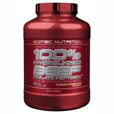 Scitec Nutrition, 100% Hydrolyzed Beef Isolate Peptides, 1800 g