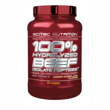 Scitec Nutrition, 100% Hydrolyzed Beef Isolate Peptides, 900 g