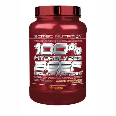 100% Hydrolyzed Beef Isolate Peptides, 900 g - Scitec Nutrition