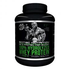 Scitec Nutrition, 100% Hydrolyzed Whey Protein, 2030 g