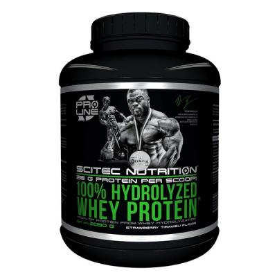 100% Hydrolyzed Whey Protein, 2030 g - Scitec Nutrition