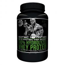 Scitec Nutrition, 100% Hydrolyzed Whey Protein, 910 g