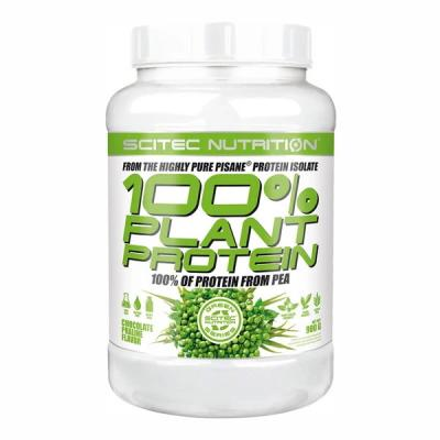 100% Plant Protein, 900 g - Scitec Nutrition