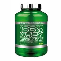 100% Whey Isolate, 2000 g - Scitec Nutrition