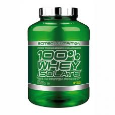 Scitec Nutrition, 100% Whey Isolate, 2000 g