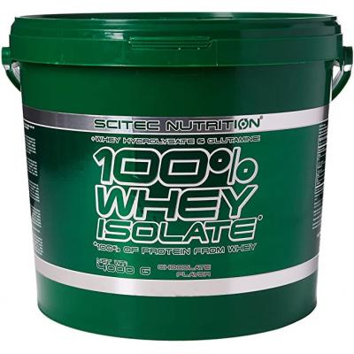 100% Whey Isolate, 4000 g - Scitec Nutrition