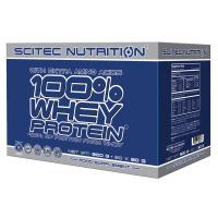100% Whey Protein, 30 x 30 g (900 g) - Scitec Nutrition