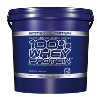 100% Whey Protein, 5000 g - Scitec Nutrition