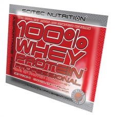 Scitec Nutrition, 100% Whey Protein Professional, 30 g