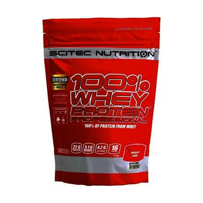 100% Whey Protein Professional, 500 g - Scitec Nutrition