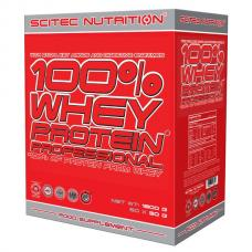 100% Whey Protein Professional, 60 x 30 g (1800 g) - Scitec Nutrition
