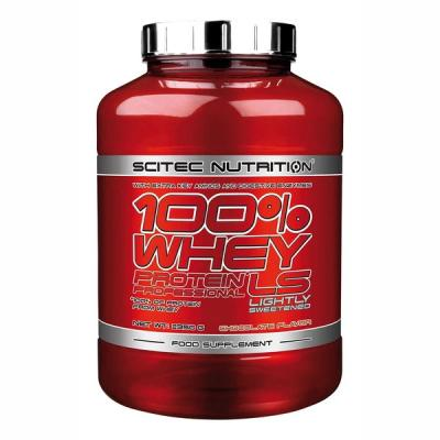 100% Whey Protein Professional LS, 2350 g - Scitec Nutrition