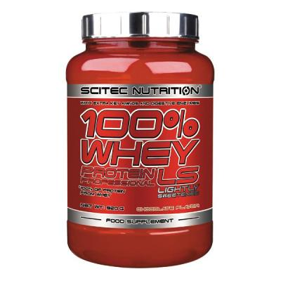 100% Whey Protein Professional LS, 920 g - Scitec Nutrition
