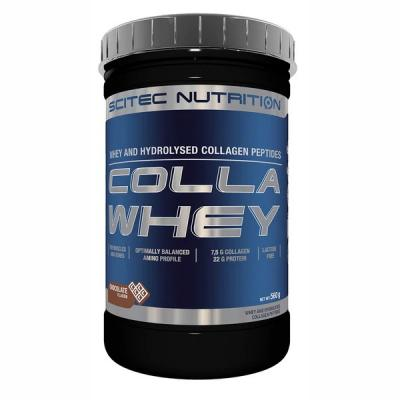 CollaWhey, 560 g - Scitec Nutrition