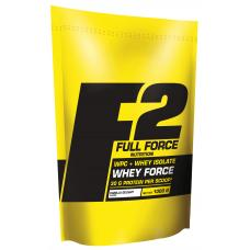 F2 Full Force, Whey Force, 1000 g