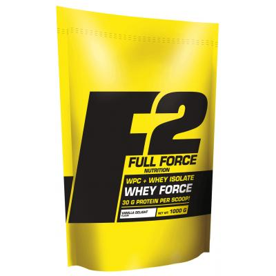 Whey Force, 1000 g - F2 Full Force